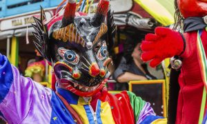 Post fotográfico.- Carnaval de Barranquilla