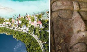 De historia maya y cenotes.