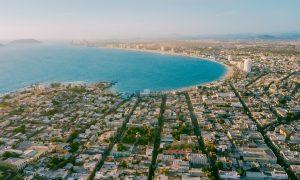 Las playas doradas de Mazatlán