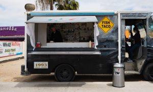 Guerrero Negro y el mejor Foodtruck de la Baja.