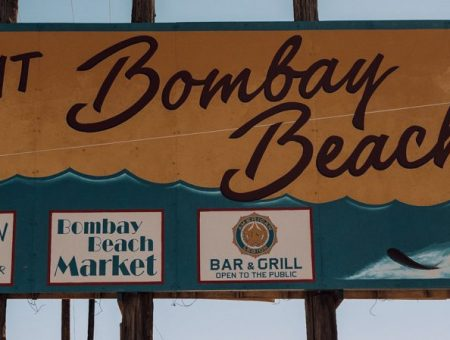 Bombay Beach: La tierra de zombies.